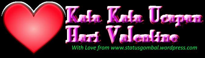 Kata Kata Ucapan Hari Valentine - KATA KATA CINTA