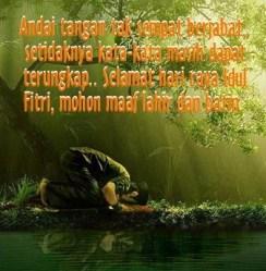 Ucapan Menyambut Idul Fitri