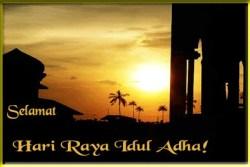 Selamat Hari Raya Idul Adha 2014 Mohon Maaf Lahir Dan Batin