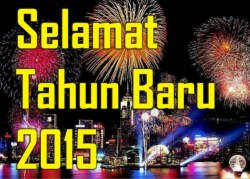 Status Keren Untuk Ucapan Selamat Tahun Baru 2015
